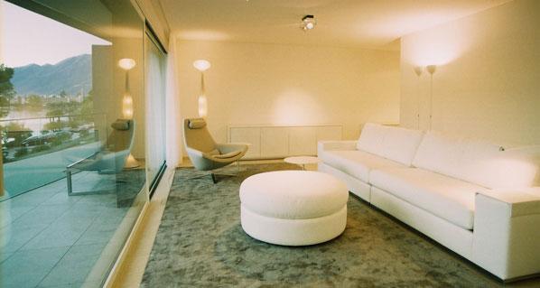 Appartement in Zwitserland